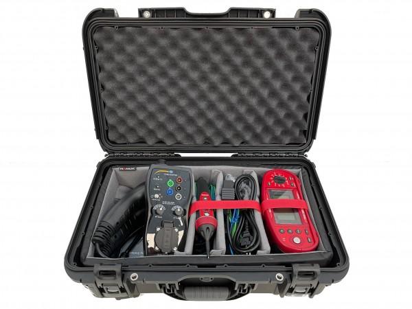E-Mobility Prüfset One - Benning IT 130 - PCE EVSE Adapter 300