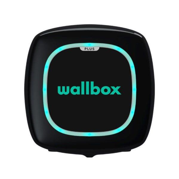 Wallbox Pulsar Plus 7,4kW mit Typ-1-Ladekabel