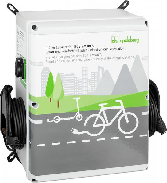 Spelsberg E-Bike Ladestation BCS Smart