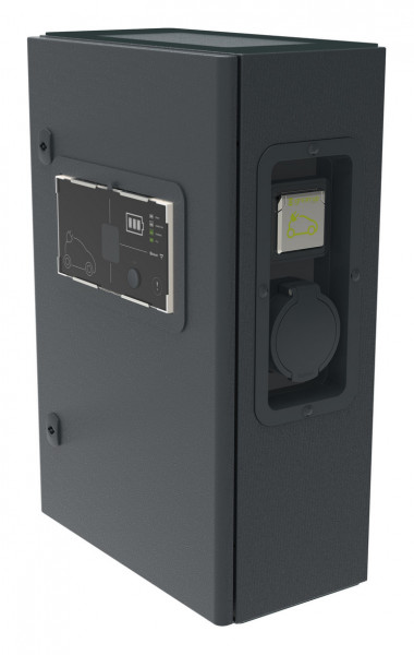Ladestation Green'Up new bis 22kW