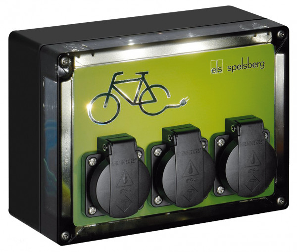 Spelsberg Fahrradladestation TG BCS 3 LED