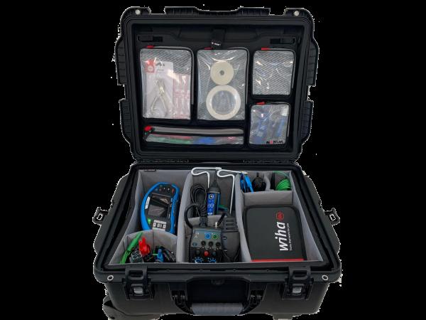 Metrel EV-3 - Set zur Messung und Überprüfung von Ladestationen