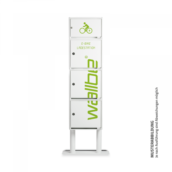 wallbe e-Bike Tower